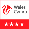Wales 4 Star Accommodation